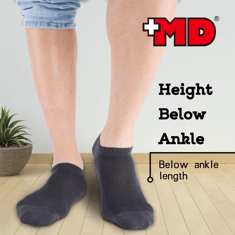 ocio y negocios +MD 6 pares de calcetines de bamb/ú para mujeres y hombres Calcetines deportivos Ideal para deportes