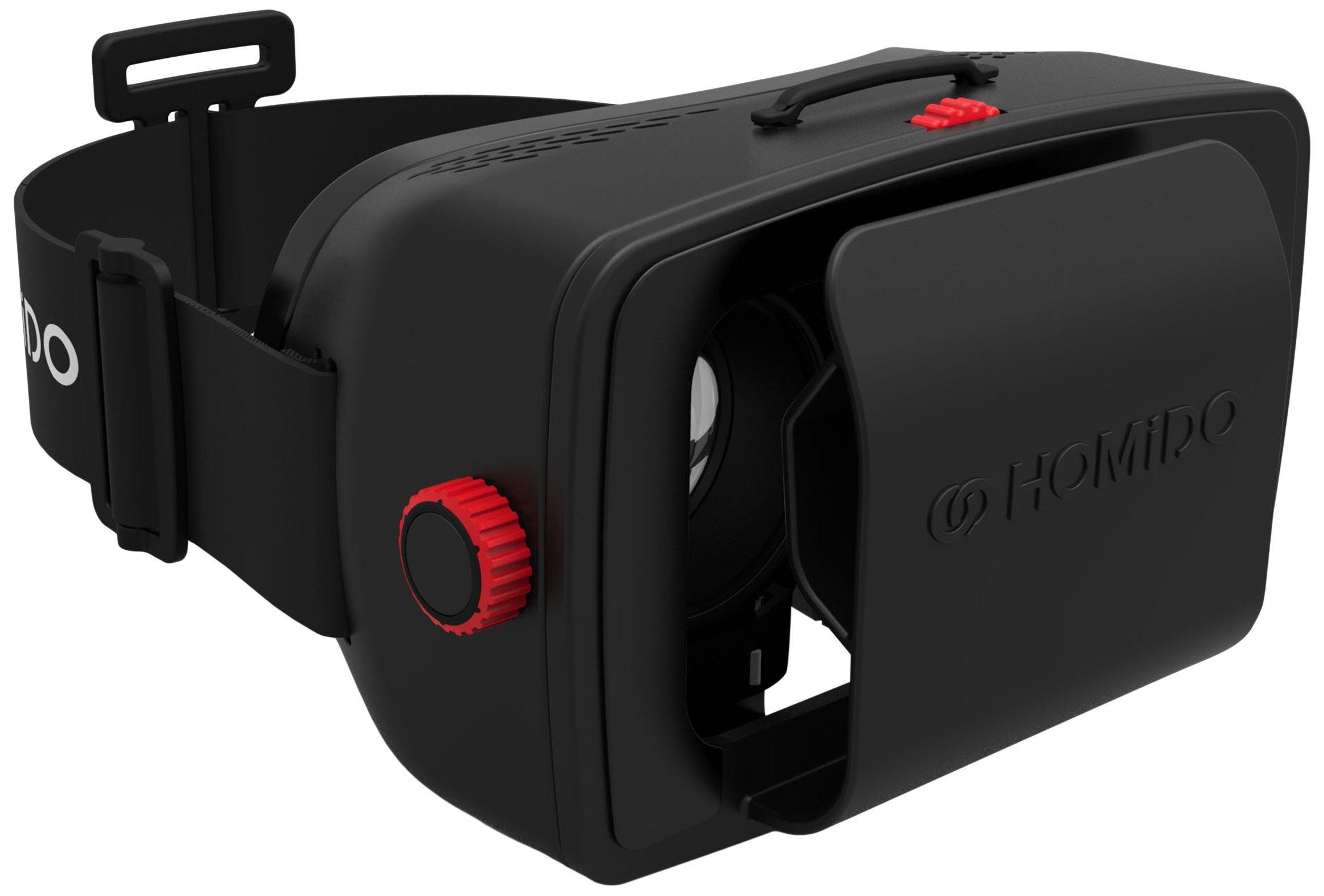 Homido Casque de réalité virtuelle – Noir