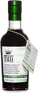 Acetaia Italia - Aceto balsamico di Modena biologico, 250 ml
