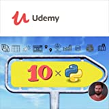 Udemy (Python) | The Python Mega Course: Build 10 Real World Applications -(Email Delivery in 2 Hours) | Video Course