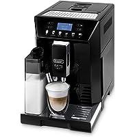 De'Longhi Eletta Evo ECAM 46.860.B Kaffeevollautomat mit Milchsystem, Cappuccino und Espresso auf Knopfdruck, LCD…