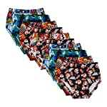 Kids Basket Printed 100% Cotton Baby Boys & Girls Briefs Panty Inner Underwear Combo Offer Pack of 10 Pc