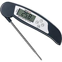 Bonsenkitchen Thermomètres de Cuisine, Digital Thermomètre instantanée pour Les grillades, Les barbecues et Les Boissons…