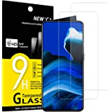 NEW'C 2-Stuks, Screen Protector voor Oppo Reno 2Z, Oppo Reno 2, Gehard Glass Schermbeschermer Film 0.33 mm ultra transparant,