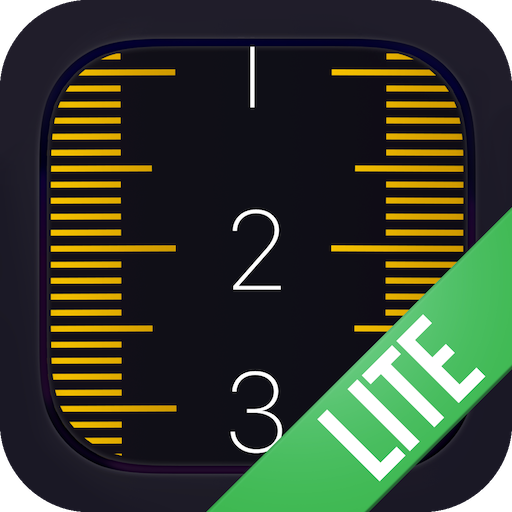 Tape Measure LITE - smart measuring app for FREE
