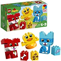 LEGO Duplo My First Puzzle Pets Building Blocks for Kids 1.5 to 3 Years (18 Pcs)10858