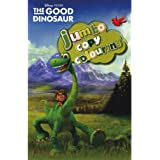 Disney Pixar The Good Dinosaur Jumbo Copy Colouring