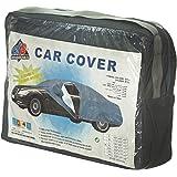 غطاء سيارة من دي اس - Xl - رمادي