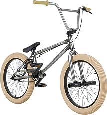20 Zoll BMX Collective C1 Pro Park Freestyle Bike Fahrrad 16/9 Park Bike schwarz, raw, rot oder Galaxy