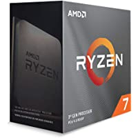 AMD RyzenTM Prozessor (8 Kerne/12 Threads, 32MB Cache, bis zu 4,5 GHz Max Boost) - ohne Kühler, AMD Ryzen 7 3800XT