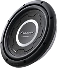 Pioneer Champion TS-W3001S4 12-inch Shallow Woofer (Black)