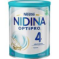 NESTLÉ NIDINA OPTIPRO 4 da 24 Mesi Latte di Cescita, in Polvere, 6 Confezioni da 800g