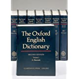 The Oxford English Dictionary: 20 Volume Set (Oxford English Dictionary (20 Vols.))