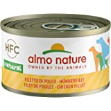 Almo Nature Dog HFC Natural Filetta di Pollo - Confezione da 24 x 95 gr - Totale 2280 gr