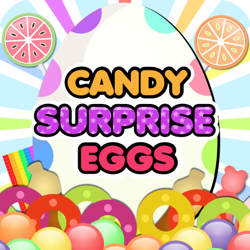 Candy Surprise Eggs - Collect, Eat Yummy Candy and Chocolate (Halloween-spiele Corn Candy)
