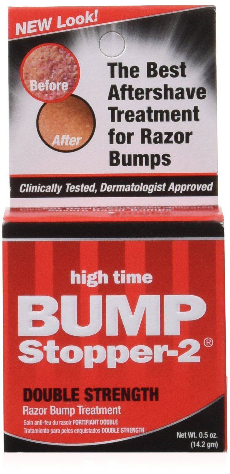 Bump Stopper High Time 2 Double Strength Hair Treatment 142 G