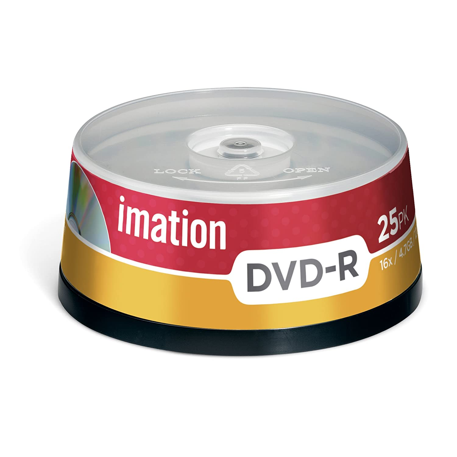 Verbatim dvd rw 4 7gb 4x with branded surface 30pk spindle 4 7gb - Imation Dvd R Inkjet Printable 16x 4 7gb 30pk Spindle Amazon Co Uk Computers Accessories
