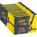PowerBar Powergel Shots Cola 24 x 60G - Neumáticos de Alta Energía + C2Max + 75Mg Cafeína 1440 g