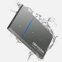HIKVISION Elite 7 Extreme SSD Portatile -Velocità di Lettura Fino a 1060MB/s- da 500 GB, Tecnologia NVMe,USB 3.2 Gen 2…