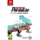 Burnout Paradise Remastered Nintendo Switch Game