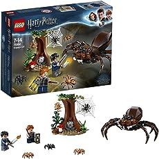 LEGOHarryPotter und die Kammer des Schreckens – Aragogs Versteck (75950) Bauset (157Teile)
