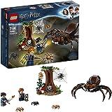 LEGO Harry Potter - Le repaire d'Aragog - 75950 - Jeu de Construction