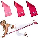 ActiveVikings Valkyrie Edition fitnessbanden voor je fitness - ideale 2 m set van 3 incl. handleiding - fitnessband, gymnasti