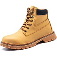 COOU Scarpe da Lavoro Uomo Antinfortunistica Invernali Scarpe Antinfortunistiche Leggere Sportive di Sicurezza…