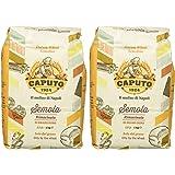 Caputo Semoule de blé dur farine de semoule de rimacinata 2 paquets