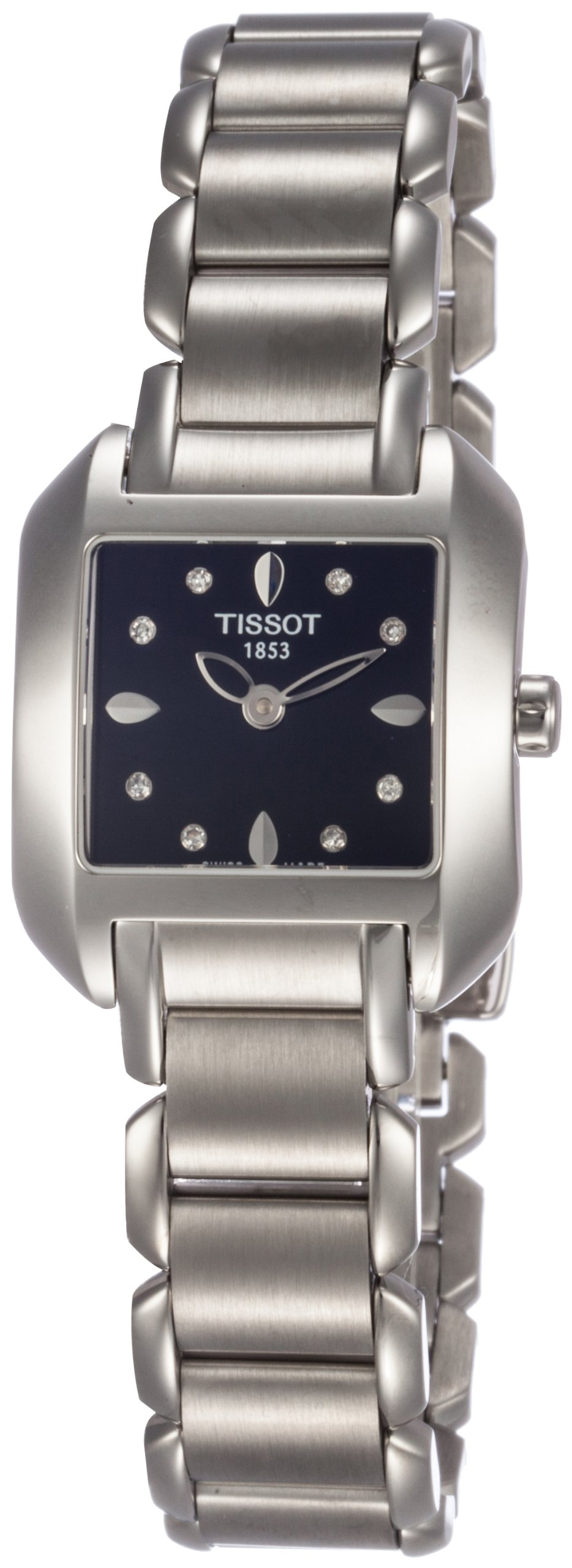 Tissot T-Wave T02128554 – Reloj de Mujer de Cuarzo, Correa de Acero
