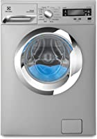 Electrolux 8Kg 1200 RPM Front Load Washing Machine, Silver - EWF8251SXM