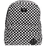 Vans SS20 Mochila Antigua SKOOL III OS Black White Check