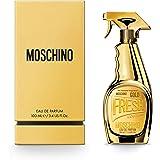 Moschino Fresh Gold by Moschino for Women - Eau de Parfum, 100ml