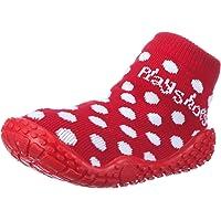 Playshoes Mädchen Aqua-Socke Punkte Dusch-& Badeschuhe