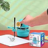 SEAAN Artiste Robot pour peinture/orthographe/mathématiques, Robot de dessin automatique intelligent avec CE, jouet…
