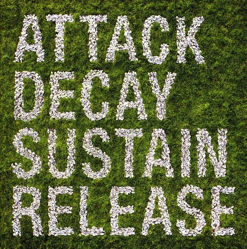 Attack Decay Sustain Release Universal Mobile Store