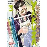 "Yakuza goes Hausmann 3: Gewinner 2020 des Will Eisner Comic Industry Awards in der Kategorie ""Best Humor Publication"" ."