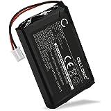 CELLONIC® Batería Premium Compatible con Sony PS4 Dualshock 4 V1, Playstation 4 Controlador (no PS4 Pro/Slim V2 Mando) (1300m