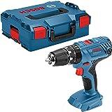 Bosch Professional 18V System Akku Schlagbohrschrauber GSB 18V-21 (max. Drehmoment 21 Nm, ohne Akkus und Ladegerät, im Karton