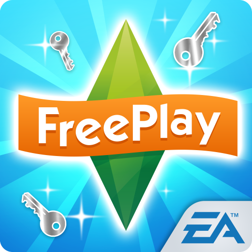 The Sims Freeplay (Kindle Tablet Edition)