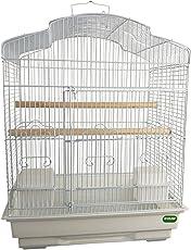 Heritage Cages 5026Windsor X/groß 47x 36x 56cm Wellensittich Vogel Käfig Finch Kanarischen Birds Pet Käfige