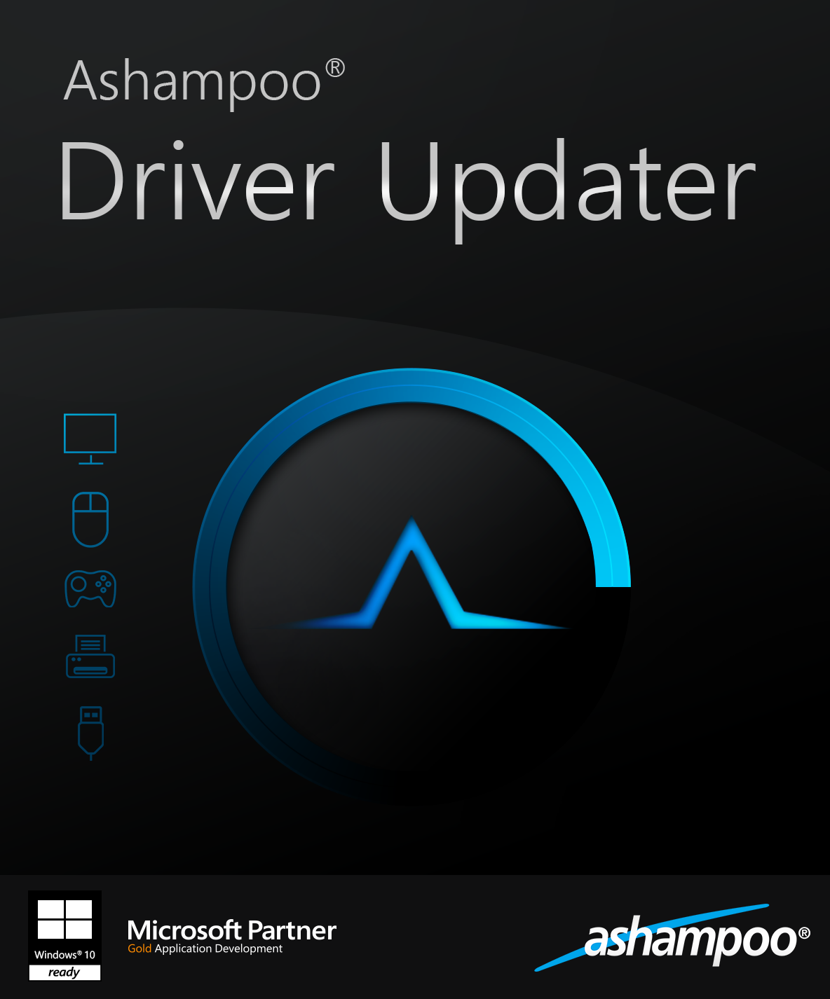 Ashampoo Driver Updater 1.1 - 3 PC 1 Jahr [Download]