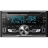 Kenwood DPX-5100BT Doppel DIN-Receiver mit Bluetooth und iPod/iPhone-Steuerung schwarz