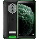 Blackview BV6600E Teléfono Movil Resistente, Android 11 Smartphone Robusto, 8580mAh Batería, IP68 IP69K Móviles Antigolpes, 5
