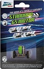 Darda 50410 - Darda Standard Austausch Motor, Rückzugsmotor für Darda Rennautos, Präzisionsmotor zum Aufziehen, Aufziehmotor zum Wechseln des Motors aller Darda Autos, Standardmotor für Darda Rennwagen