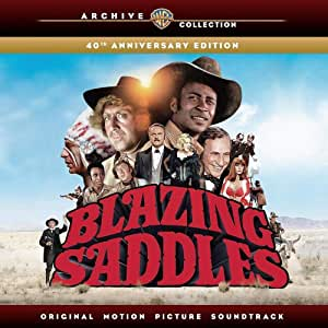 Blazing Saddles [180 gm vinyl]