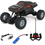CADDLE & TOES Monster Sports Car /Crawler with Remote Multi Channel with Power Remote/Multi Terrain Ride/Extra gripped…