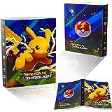 Verzamelalbum, kaartenalbum houder, map kaarten album boek, albumboek, GX EX Trainer verzamelkaarten albums, 30 pagina's 240