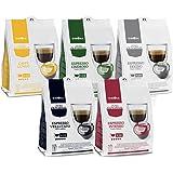 Capsule Degustazione Caffe' Gimoka Compatibili Dolce Gusto (160)