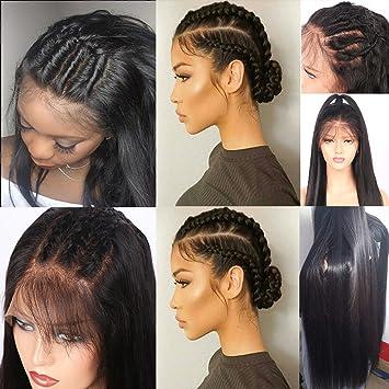 Andria Hair Glueless Silk Top Full Lace Wigs
